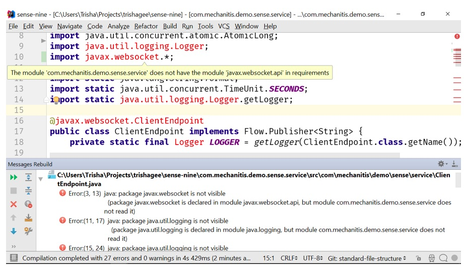 Painlessly Migrating to Java Jigsaw Modules - a Case Study