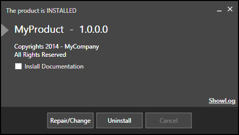 Using C# and Wix# to Build Windows Installer Packages