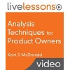Q&A on Analysis Techniques for Product Owners Live Lessons