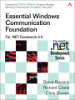 Book Published: Essential Windows Communication Foundation