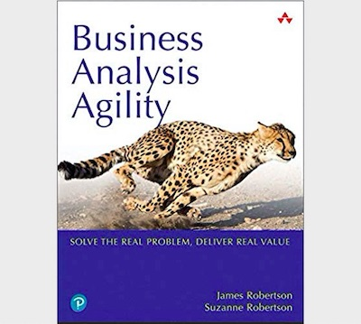 Author Q&A on the Book Business Analysis Agility