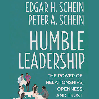 Q Amp A On The Book Humble Leadership