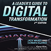 "Book Review and Q&A on ""Standing on Shoulders: A Leader's Guide to Digital Transformation"""