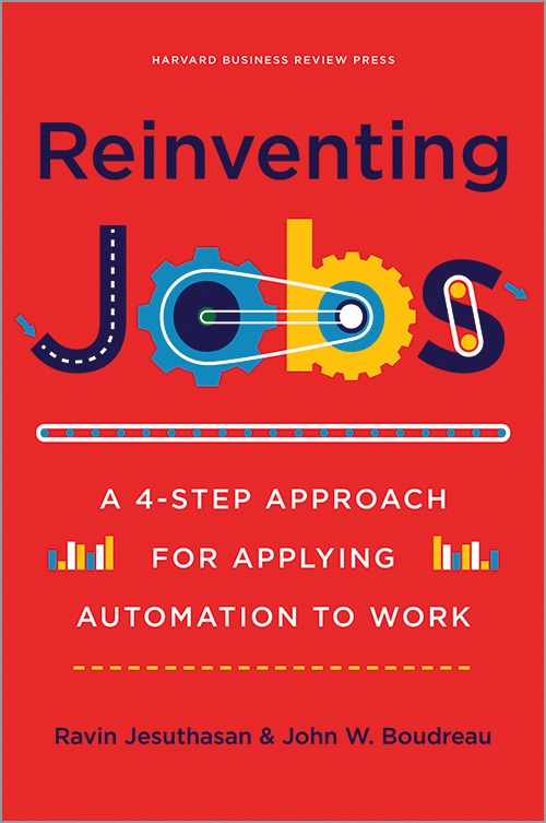 Article: Q&A on the Book Reinventing Jobs