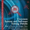 Q&A about the book Common System and Software Testing Pitfalls
