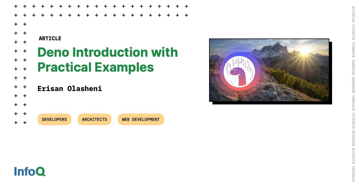 Deno Introduction with Practical Examples