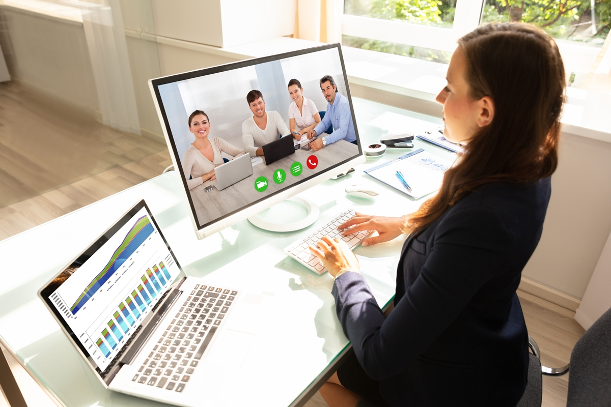 Remote Meetings Reflect Distributed Team Culture