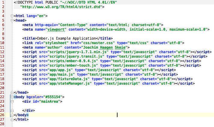 Ember Js Pour Des Applications Web Riches