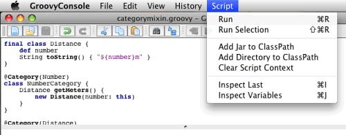 Swingコンソール:JARをクラスパスに追加するところ
