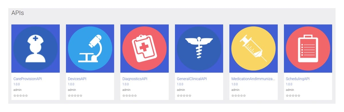 Transforming the Healthcare Industry through API Marketplaces