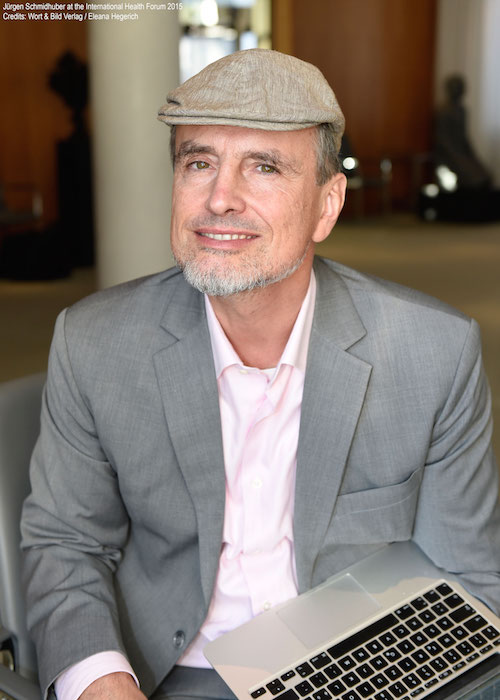 Photo of Juergen Schmidhuber