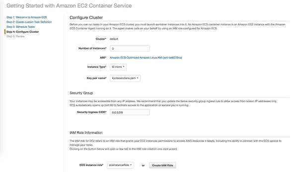 Introduction to EC2 Container Service