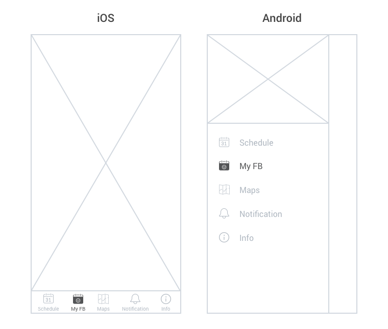 Five Android and iOS UI Design Guidelines for React Native