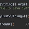 Java: Inferência de tipos para variável local
