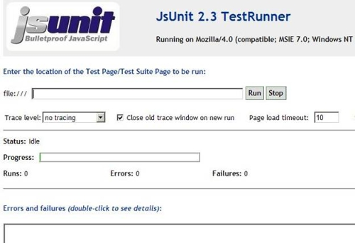 JavaScript Test Driven Development with JsUnit and JSMock