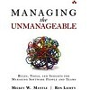 Managing the Unmanageable : Questions aux auteurs