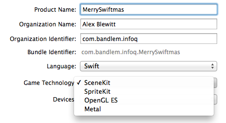 Merry Swiftmas from InfoQ