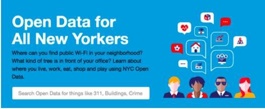Building Apps Leveraging Municipal Open Data and Low Code Solutions