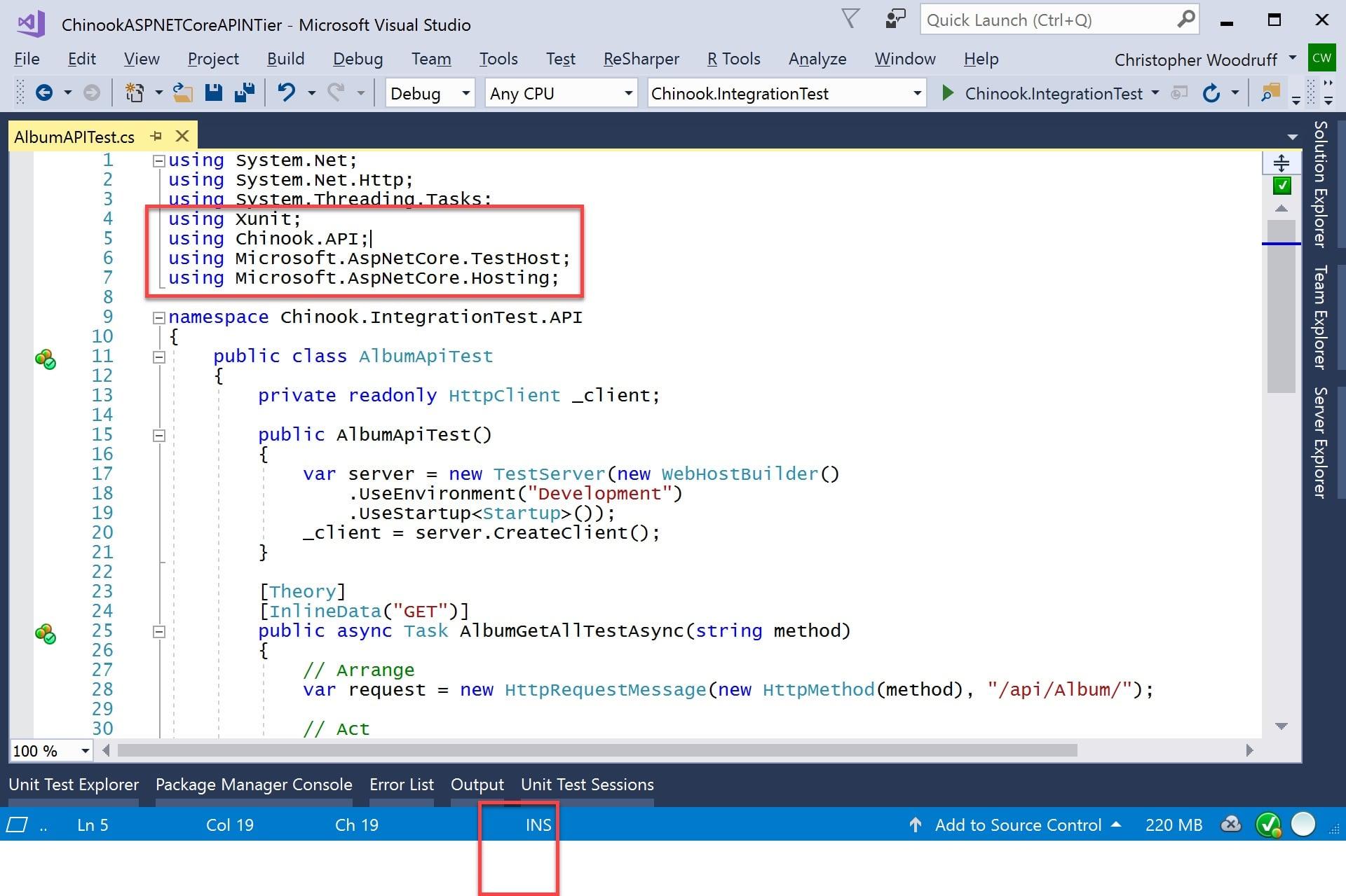 How to Test ASP NET Core Web API
