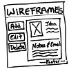 Wireframes: A Great Way to Start Development Projects