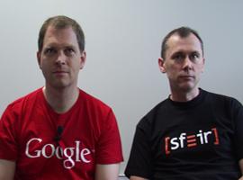 Le Cloud Google présenté par Alexis Moussine-Pouchkine et Didier Girard