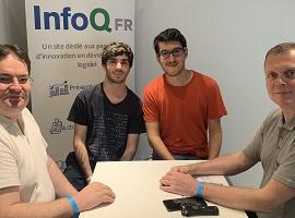 JHipster Conf, rencontre avec Pierre Besson et William Marques