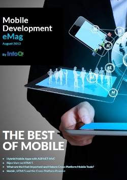 InfoQ eMag: The Best of Mobile Development