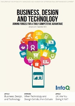 InfoQ eMag: Business, Design and Technology