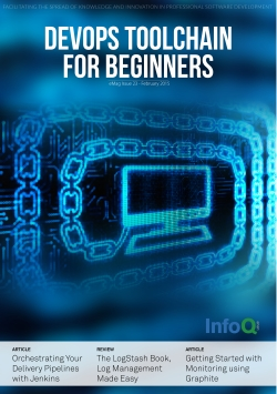 Infoq Emag Devops Toolchain For Beginners