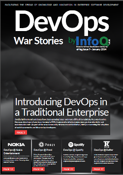 InfoQ eMag: DevOps War Stories