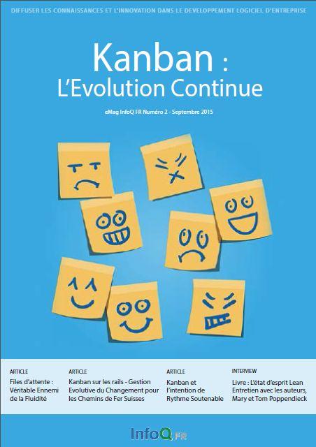 eMag InfoQ FR - Kanban : L'Evolution Continue
