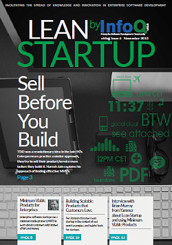 InfoQ eMag: Lean Startup