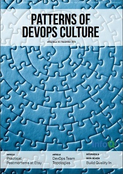 InfoQ eMag: Patterns of DevOps Culture