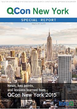InfoQ eMag: QCon New York 2015 Report