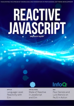 The InfoQ eMag: Reactive JavaScript