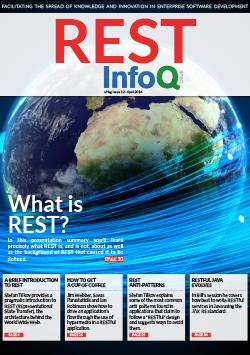 InfoQ eMag: REST