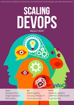 The InfoQ eMag: Scaling DevOps