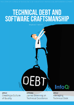 InfoQ eMag: Technical Debt and Software Craftsmanship