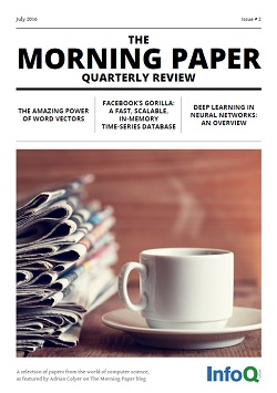 The Morning Paper Quarterly Review Issue 2