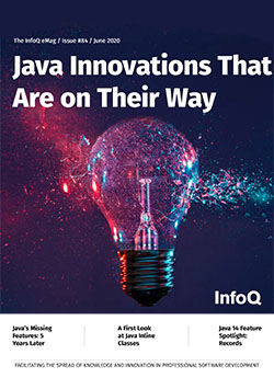 The InfoQ eMag - Java Innovations That Are on Their Way