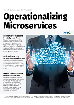 The InfoQ eMag: Operationalizing Microservices