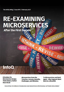 The InfoQ eMag: Re-Examining Microservices after the First Decade
