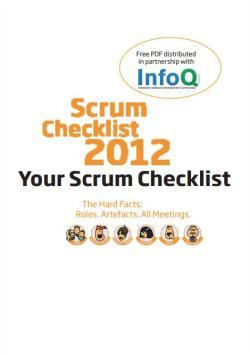 Scrum Checklist 2012