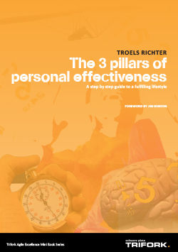 The 3 Pillars of Personal Effectiveness