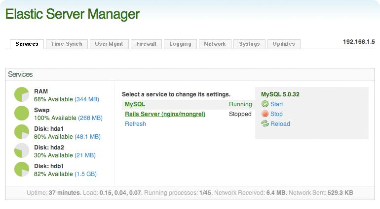 CohesiveFT Server Management