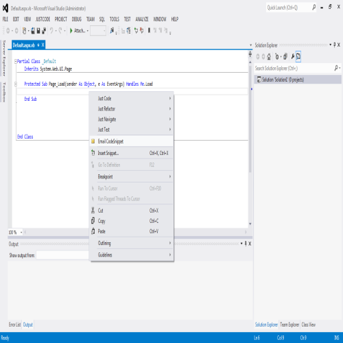 Enhance Productivity With Visual Studio 2012 Power Tools