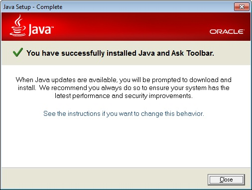 Jana and Ask Installed