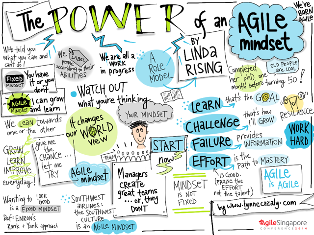 Wrapup of agile singapore 2014 conference for Waterfall vs design thinking