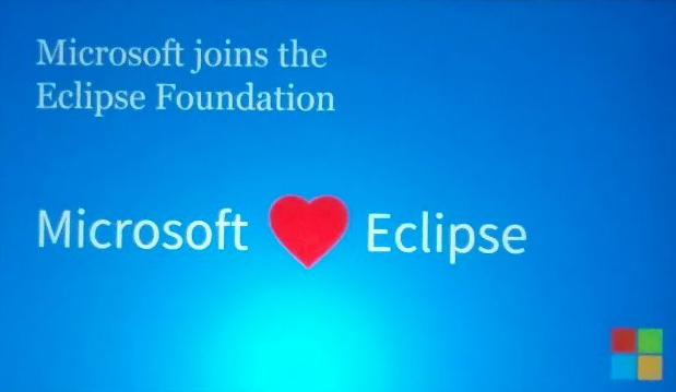 Microsoft Joins the Eclipse Foundation