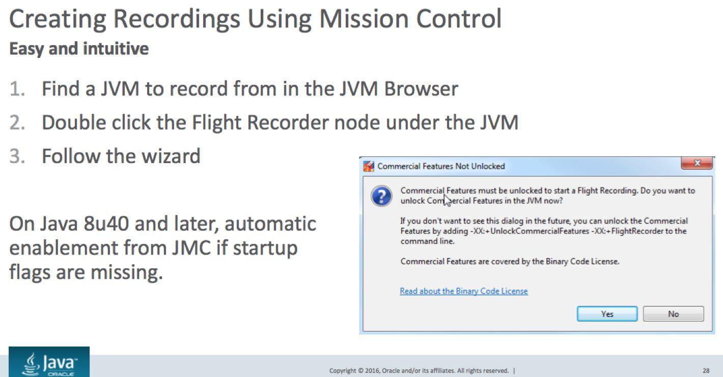 JAX London: Production Time Profiling Using Java Flight Recorder